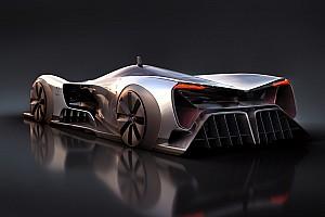 Holden показал концепт электромобиля, который разгонится до 100 км/ч за 1,25 секунды