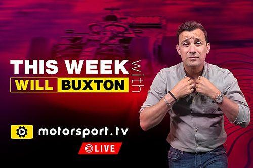 Will Buxton w Motorsport.tv