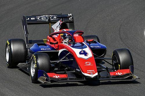 Doohan nyerte Schumacher előtt a safety car mögött leintett F3-as futamot, Tóth a 21.!