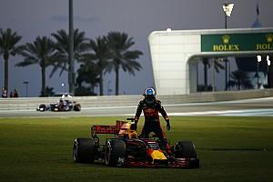 F1 Noticias de última hora Red Bull ve excesiva su tasa de abandonos en 2017