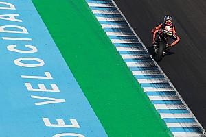 MotoGP Top List Galería: las imágenes del test de MotoGP en Jerez