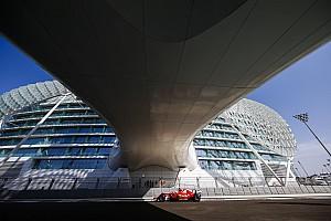 Formel 1 Reaktion Ferrari am Abu-Dhabi-Freitag zweigleisig und mit Luft nach oben