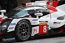 WEC Alonso boucle son roulage matinal avec Toyota à Bahreïn