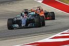 Formel 1 Formel 1 2017 in Austin: Startaufstellung