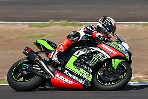 Superbike-WM Rennbericht WSBK Jerez: Rea profitiert von Melandri-Drama