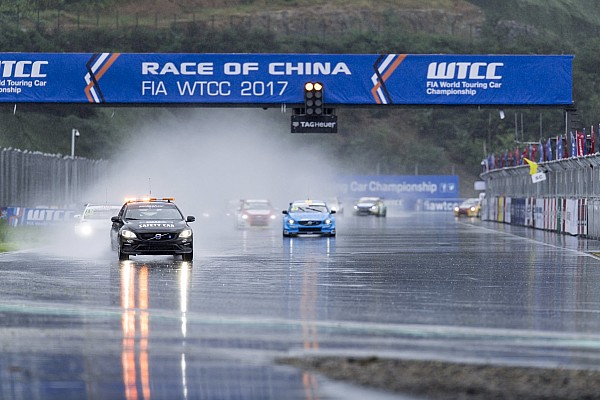 Troppa pioggia, Main Race sospesa e vittoria a Néstor Girolami