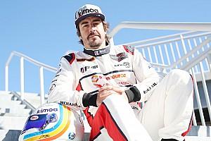 IMSA News Alonso: Daytona als Testlauf für die 24 Stunden von Le Mans