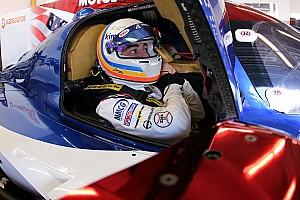 IMSA Son dakika Alonso: Fren sorunu korkutucuydu