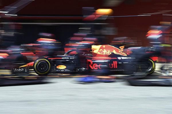 Red Bull fixe son cap : être à 0