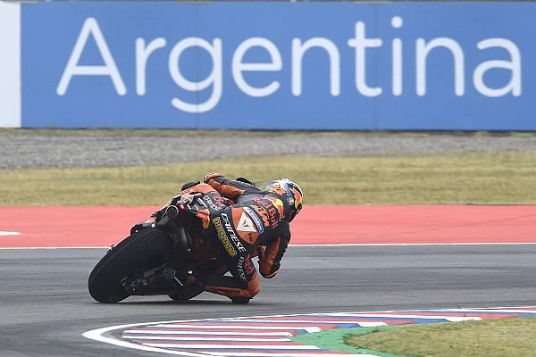 MotoGP Premiers points pour KTM cette saison en Argentine