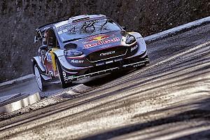WRC Отчет о секции Ожье удержал лидерство на Корсике, Мик угодил в аварию