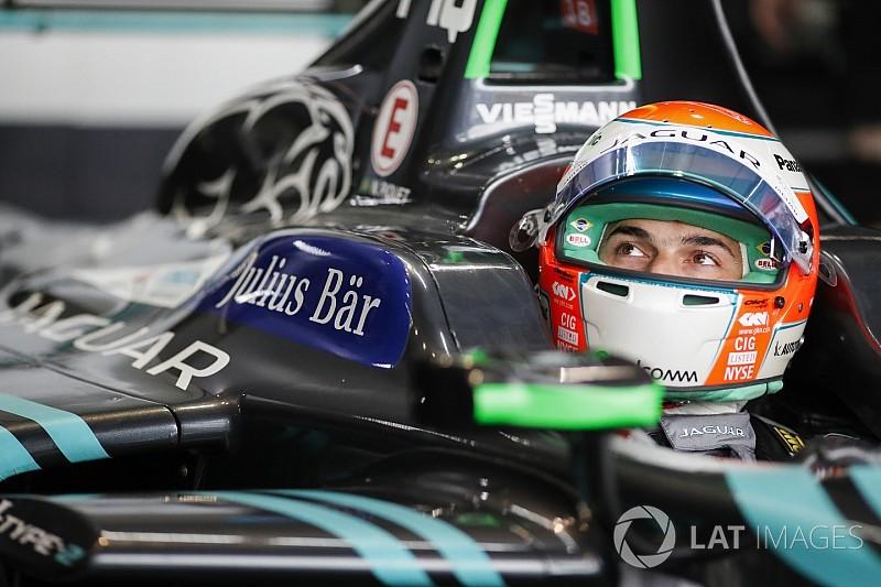 Animado, Nelsinho Piquet busca recuperação na Suíça