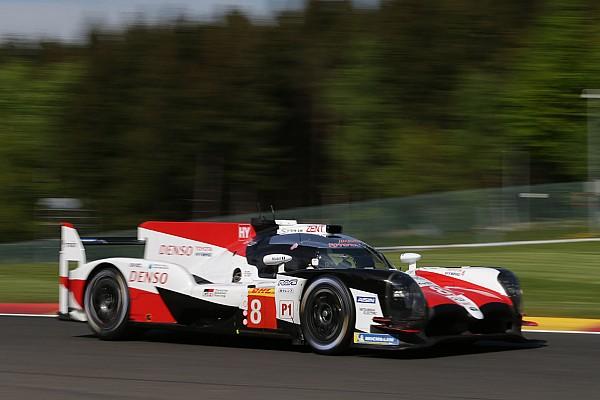 La Toyota #7 disqualifiée, la #8 d'Alonso en pole!
