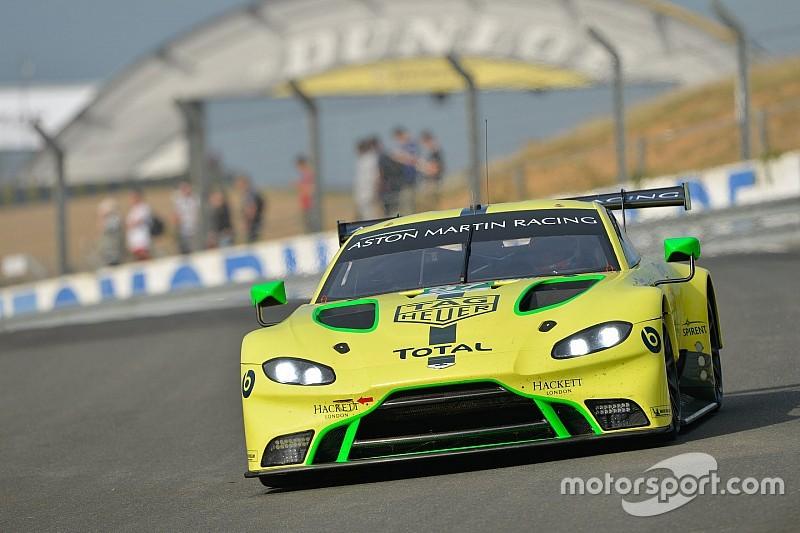 Aston Martin gana potencia en un nuevo Balance de Desempeño para la clase GTE Pro en Le Mans