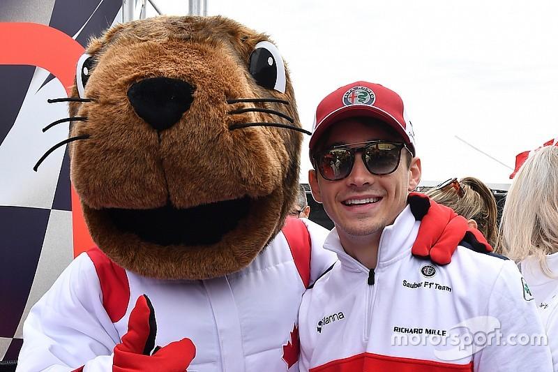 Por menor downforce, Leclerc vê Sauber melhor para Montreal