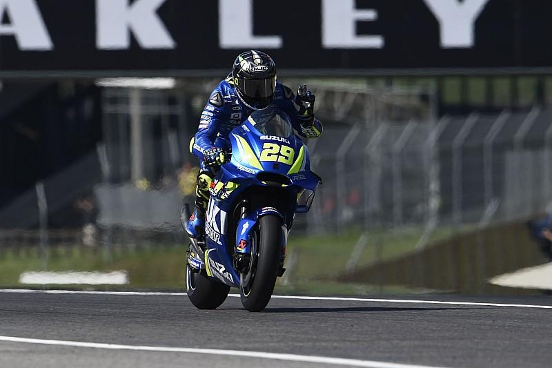 Гран Прі Італії: Янноне переграв Маркеса у розминці