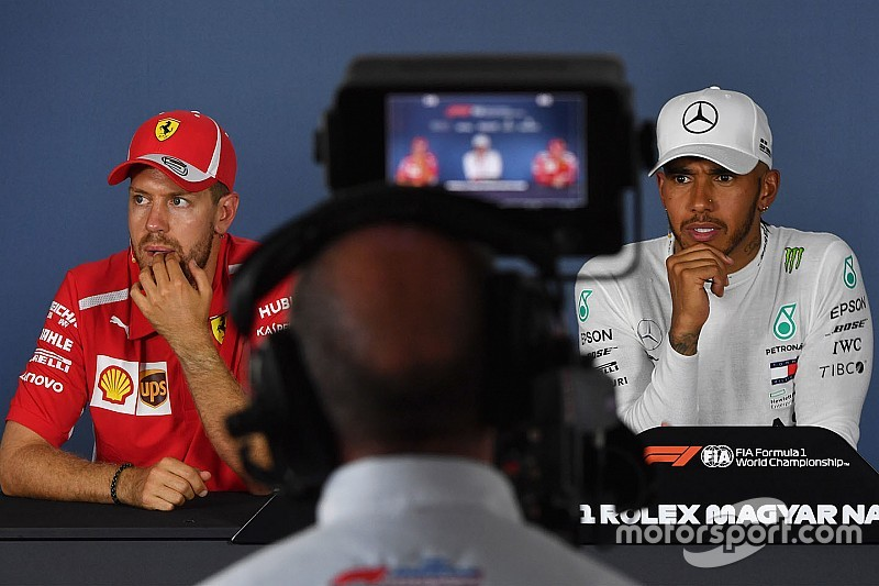 Vettel's key weakness in his Hamilton battle