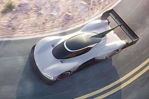 Volkswagen показала електрокар для підкорення Пайкс-Пік