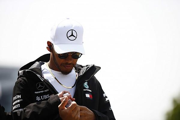 Formel 1 News Hamilton erkennt schwierige Zeiten: WM-Titel 2018 wertvoller