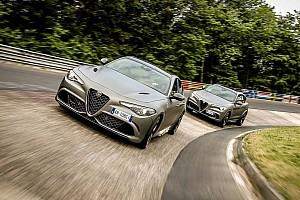 Auto Actualités Alfa Romeo donne les tarifs des Giulia et Stelvio NRING