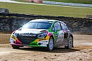 World Rallycross Tim SLR tes mobil WRX baru di Silverstone