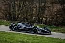 Photos - DS a fait rouler sa nouvelle Formule E