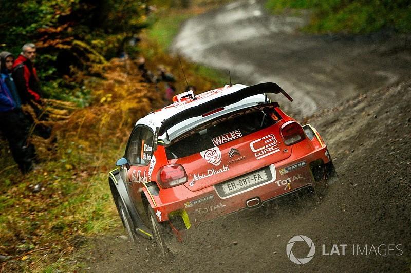 Citroen optimistisch: Fortschritte beim Handling des C3 WRC