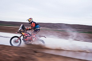 Dakar Noticias de última hora Toby Price vuelve a ganar en un Dakar