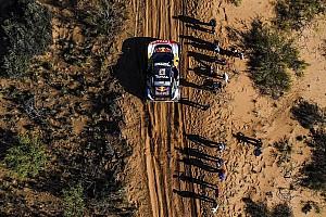 Una última etapa con recuerdos del WRC para alcanzar la gloria del Dakar