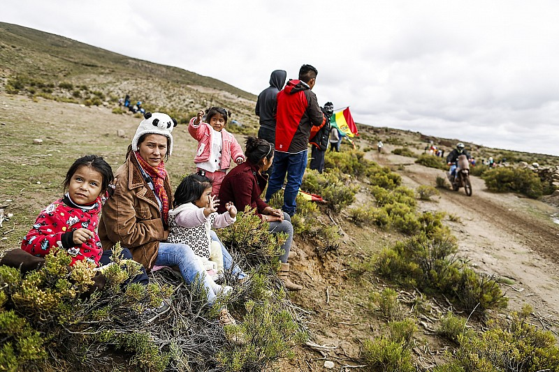 Bolivia tampoco participará en el Dakar 2019