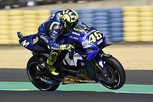 MotoGP Son dakika Rossi: Le Mans antrenmanları korkumu boşa çıkardı