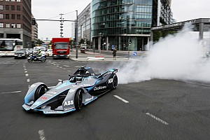 Formula E Motorsport.com hírek Nico Rosberg debütálása a Formula E-ben