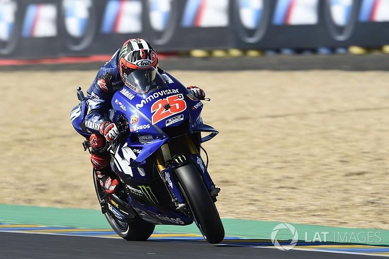 MotoGP-Test in Barcelona: Vinales am Mittwoch der Schnellste