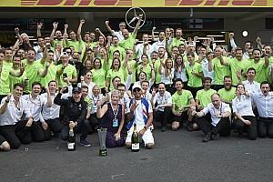 Fórmula 1 Opinión Por qué los títulos de Mercedes en 2017 han sido su mayor logro