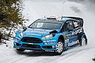 ØStberg on course for Swedish podium