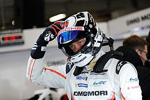 WEC Breaking news Lotterer still adjusting driving style for Porsche switch
