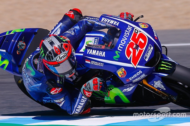 Rossi And Vinales Split On New Yamaha Chassis
