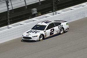 NASCAR Cup Reporte de prácticas Keselowski lidera la práctica final en Michigan con Suárez en 20º