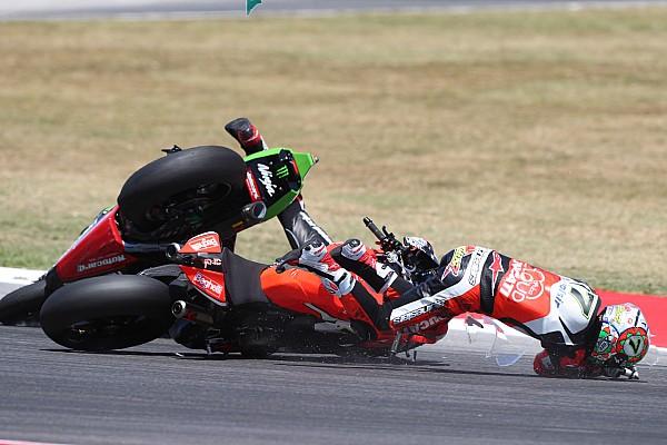 Superbike-WM in Laguna Seca: Chaz Davies wieder fit