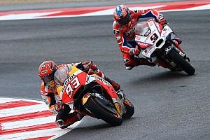MotoGP Son dakika Marquez ikinciliğe razı olmuş