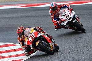 MotoGP Résumé de course Course - Márquez surnage et chipe la victoire à Petrucci!