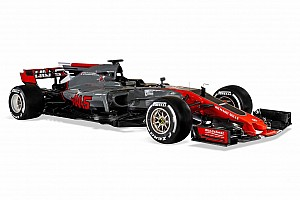 Haas reveals its second Formula 1 car