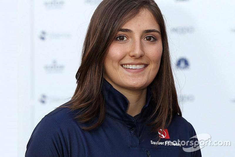 Sauber rekrut Calderon sebagai pembalap binaan