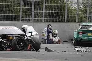 DTM Важливі новини Роккенфеллер та Паффетт госпіталізовані після моторошної аварії DTM