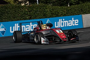 F3 Europe Race report Norisring F3: Gunther picks up win as Hughes and Norris collide