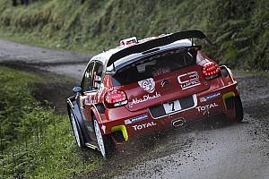 WRC Репортаж з етапу Ралі Франція: Мік починає з атаки