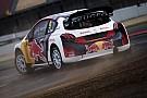 World Rallycross Peugeot-Hansen et Loeb face à un défi de taille