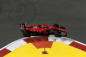 F1 Reporte de prácticas Raikkonen lidera unos movidos Libres 1