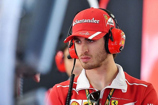 Le Mans News Ferrari-Kader für Le Mans 2018: Giovinazzi kommt an Bord