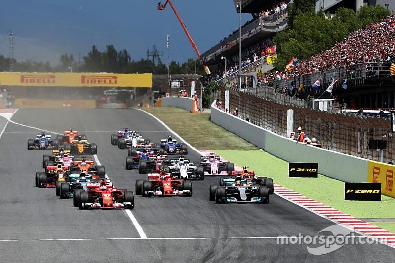 Положение в личном зачете и Кубке конструкторов после ГП Испании